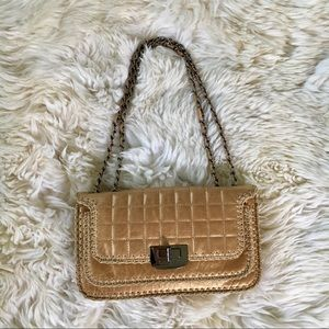 Chanel Reissue Golden Handbag Soft Leather S M